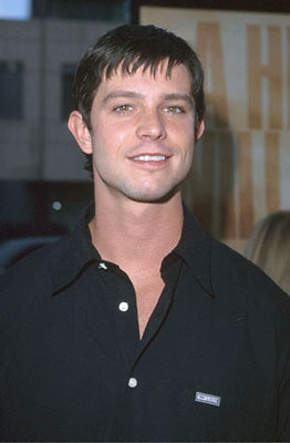 Premiere: Jason Behr at the Beverly Hills Academy Theater premiere for Dreamworks' Gladiator - 5/1/2000