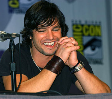 Jason Behr The Grudge panel 2004 San Diego Comic-Con International - 7/24/2004