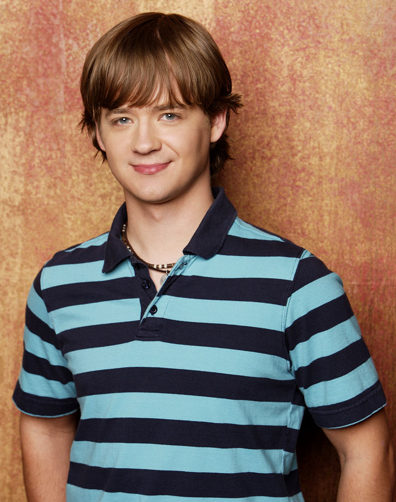 "Jason Earles as ""Jackson Stewart"" in Hannah Montana."
