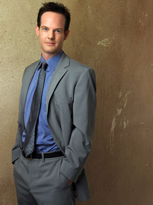 Jason Gray-Stanford as Lt. Randall Disher USA Network's Monk