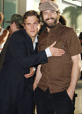 Premiere: Jason Mewes and Jason Lee at the Hollywood premiere of The Weinstein Company's Clerks II - 7/11/2006