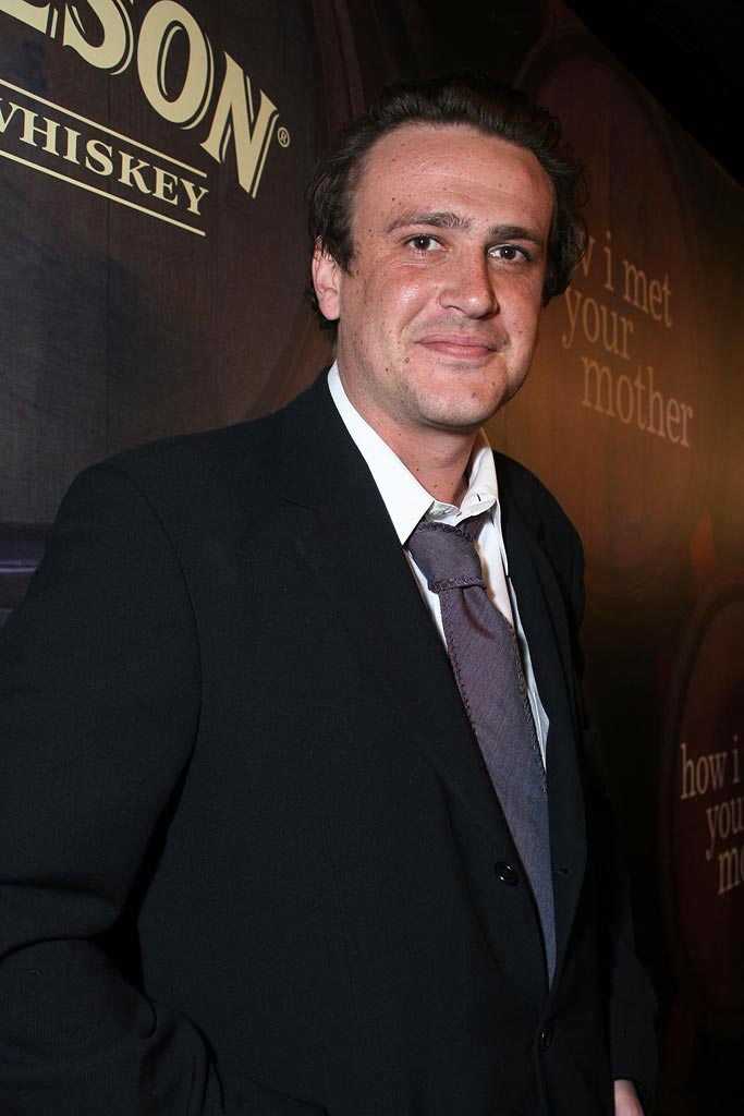 Jason Segel at The Jameson Irish Whiskey and The Cast of How I Met Your Mother Party held at The Palihouse. - March 14, 2008