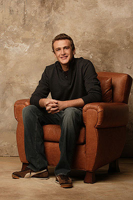 "Jason Segel as Marshall CBS' ""How I Met Your Mother"""