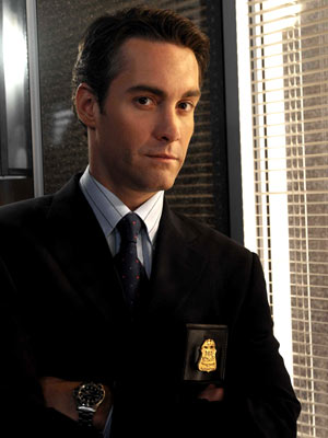 Jay Harrington as Agent Paul Ryan FOX's The Inside
