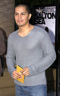 Premiere: Jay Hernandez at the Hollywood premiere of Warner Brothers' The Salton Sea - 4/23/2002