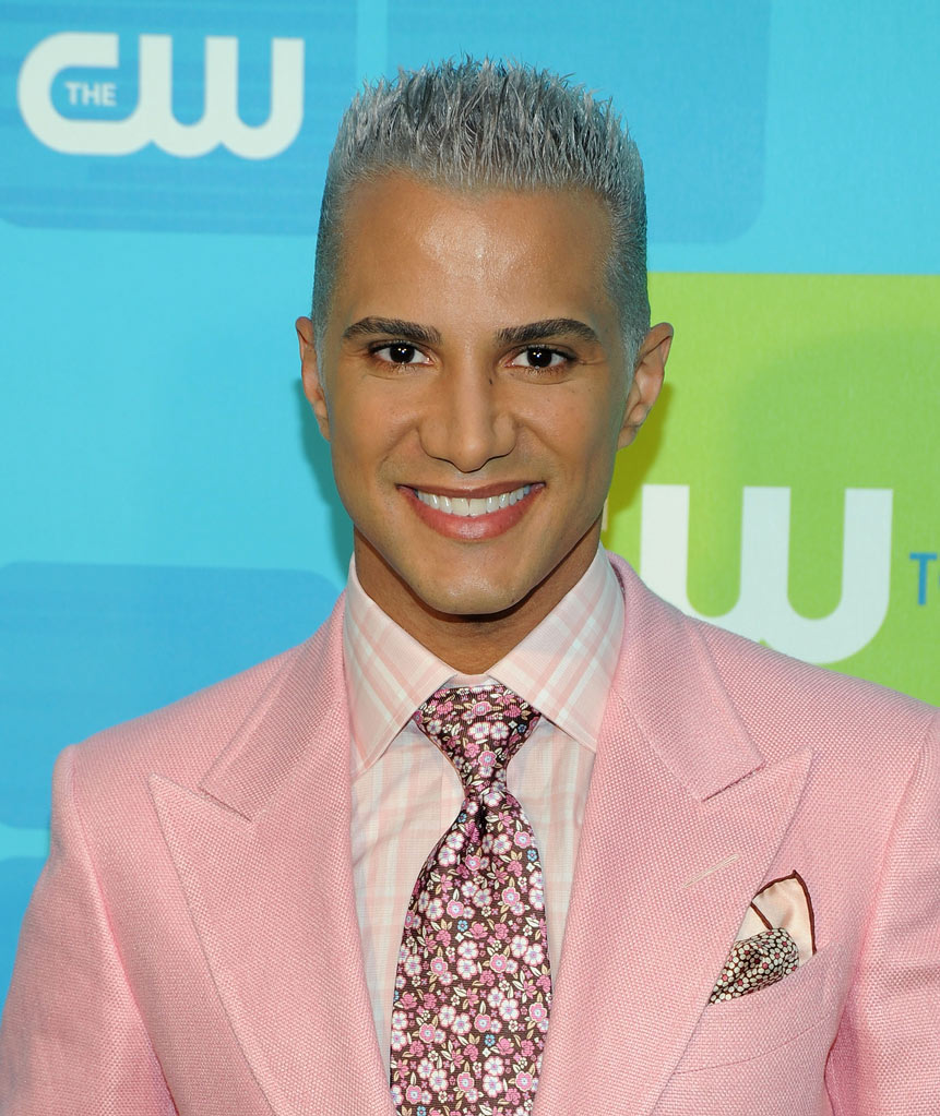 "Jay Manuel (""America's Next Top Model"") attends the 2010 The CW Upfront at Madison Square Garden on May 20, 2010 in New York City."