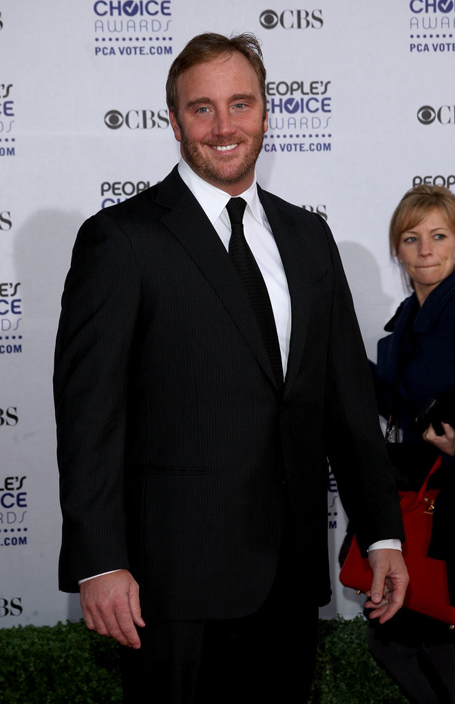 Jay Mohr arrives at the 35th Annual People's Choice Awards held at the Shrine Auditorium on January 7, 2009 in Los Angeles, California.