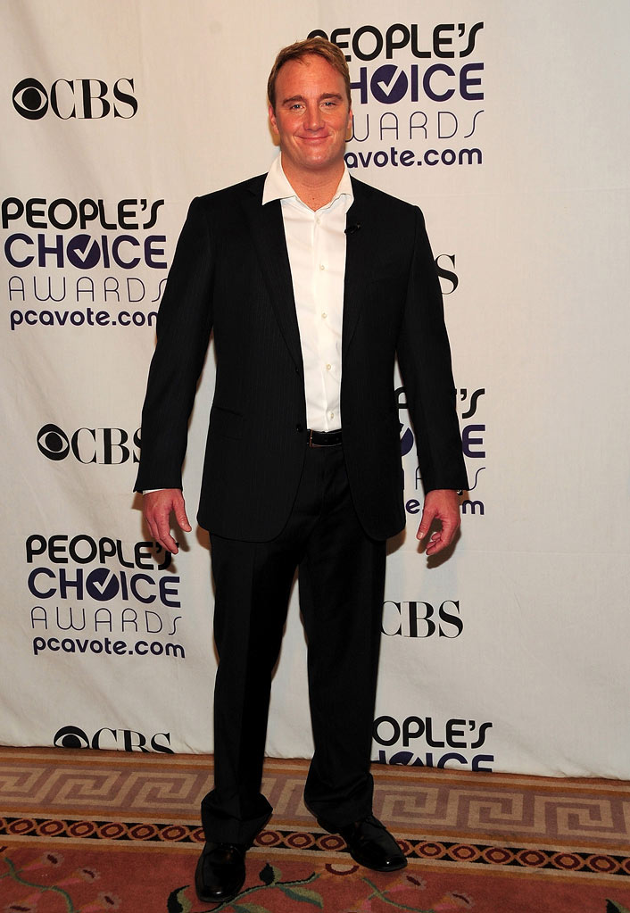 Jay Mohr attends the 35th People's Choice Awards Nomination Announcement Press Conference at The Peninsula Hotel November 10, 2008 in Beverly Hills, California.