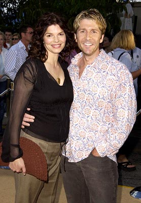 Premiere: Jeanne Tripplehorn and Leland Orser at the LA premiere of New Line's Austin Powers in Goldmember - 7/22/2002