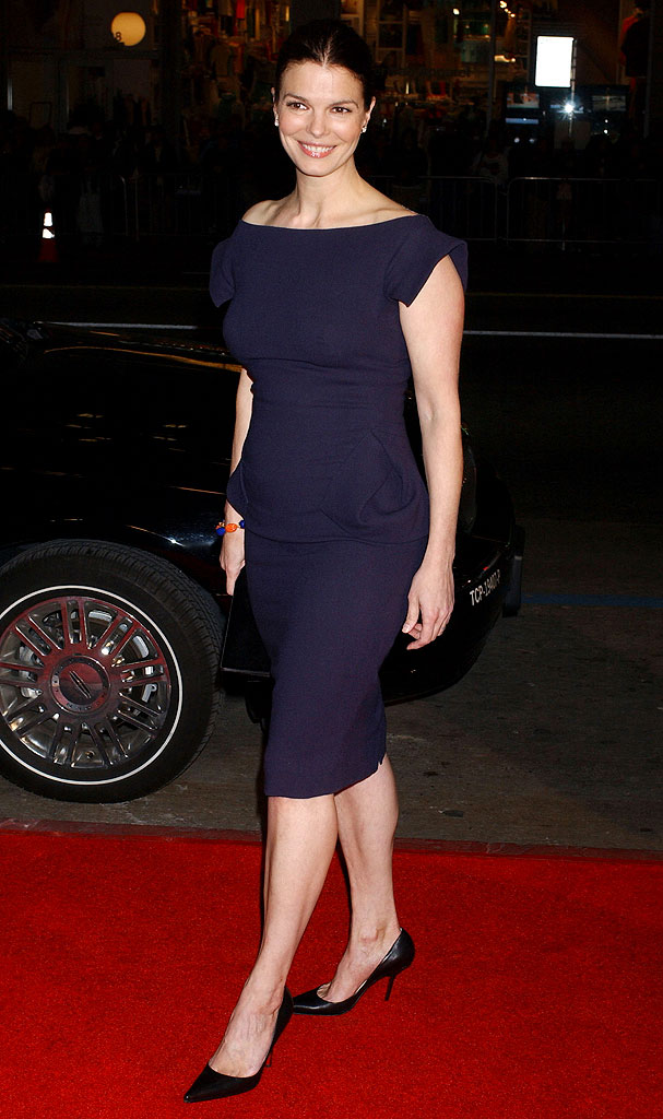 "Jeanne Tripplehorn at the ""Big Love"" Los Angeles Premiere."
