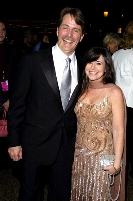 Jeff Foxworthy and wife 31st Annual People's Choice Awards Pasadena, CA - 1/9/05