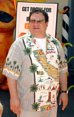 Premiere: Jeff Garlin at the L.A. premiere of Twentieth Century Fox's Garfield - 6/6/2004