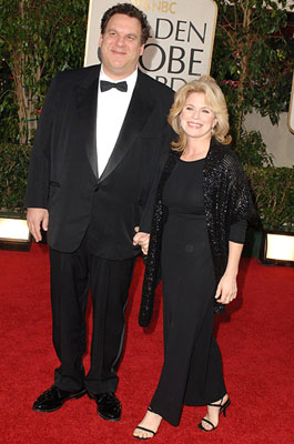 Jeff Garlin and Marla Garlin 63rd Annual Golden Globe Awards - Arrivals Beverly Hills, CA - 1/16/05