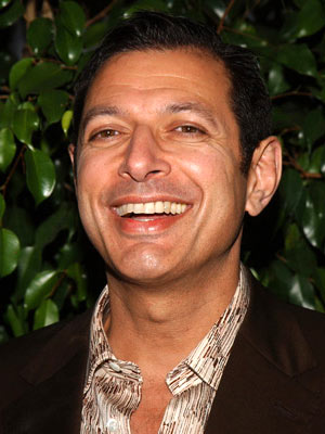 Premiere: Jeff Goldblum at the Los Angeles screening of Touchstone Pictures' The Life Aquatic with Steve Zissou - 11/20/2004