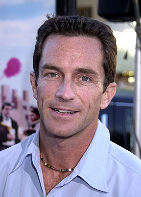 "Premiere: ""Survivor's"" Jeff Probst at the Westwood premiere of MGM's Legally Blonde - 6/26/2001"