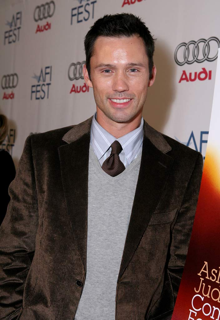 "Jeffrey Donovan at the AFI Film Festival - ""Come Early Morning"" Dinner and Screening on November 9, 2006 in Hollywood."