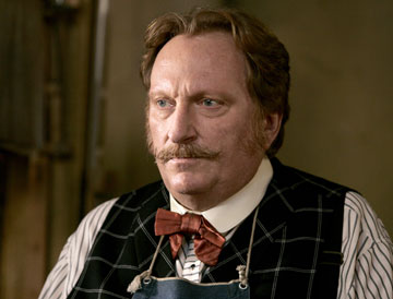 Jeffrey Jones HBO's Deadwood