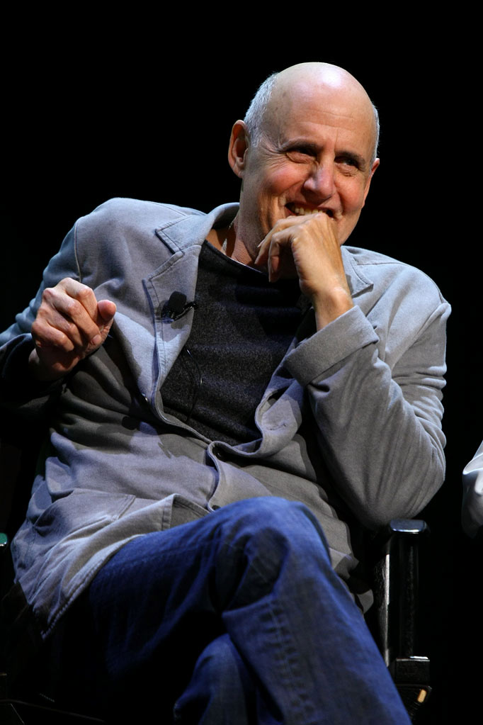 "Jeffrey Tambor attends The 2011 New Yorker Festival: ""Arrested Development"" Panel at Acura at SIR Stage37 on October 2, 2011 in New York City."