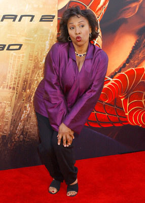 Premiere: Jenifer Lewis at the Los Angeles premiere of Columbia Pictures' Spider-Man 2 - 6/22/2004
