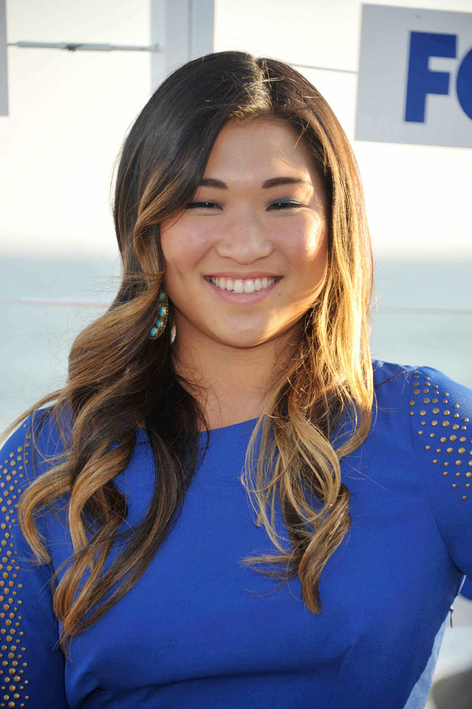 "Jenna Ushkowitz of ""Glee"" attends the 2011 FOX Summer TCA Party at Gladstone's in Malibu, CA on August 5, 2011."