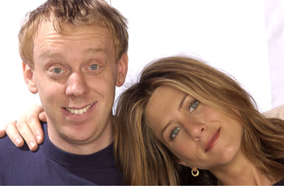 Mike White and Jennifer Aniston The Good Girl Sundance Film Festival 1/12/2002