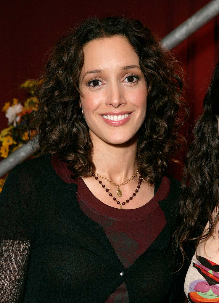 "Jennifer Beals at ""The Vagina Monologues"" - Celebrity Benefit Performance."