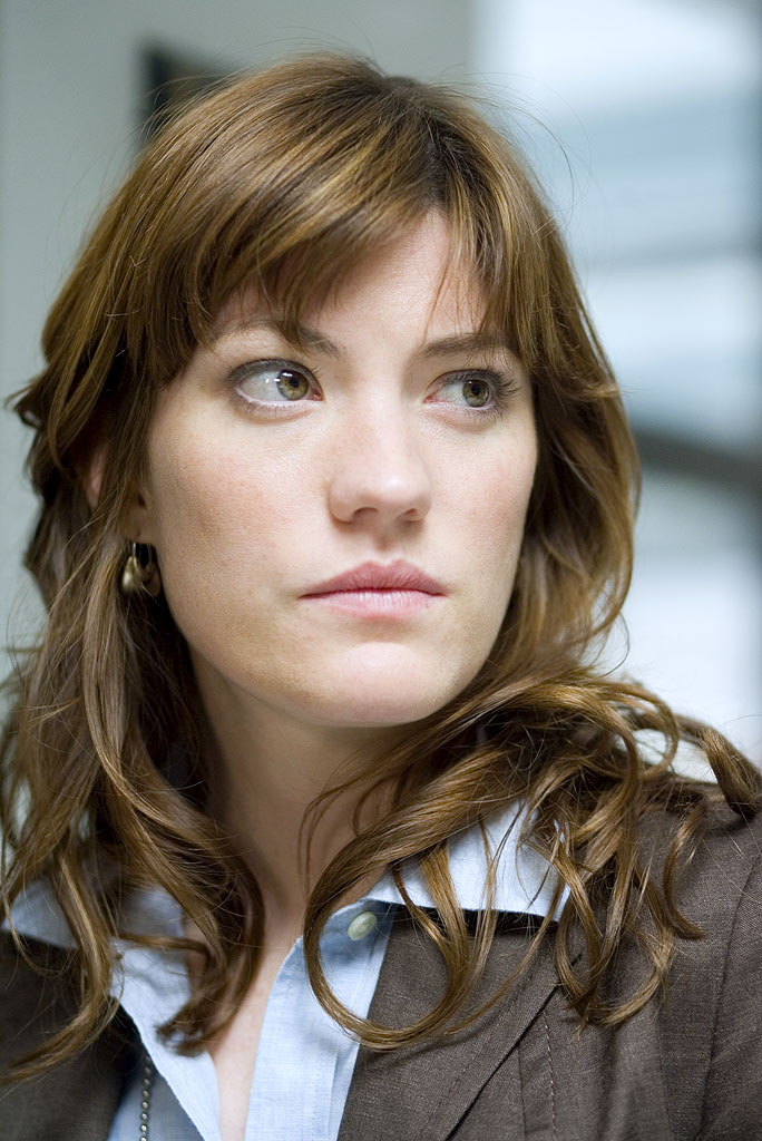 Jennifer Carpenter stars as Debora on Showtime's Dexter