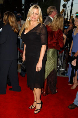 Premiere: Jennifer Coolidge at the Beverly Hills premiere of Paramount Pictures' The Manchurian Candidate - 7/19/2004