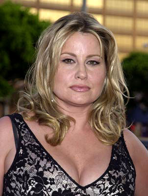 Premiere: Jennifer Coolidge at the Westwood premiere of Universal's American Pie 2 - 2001