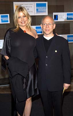 Jennifer Coolidge and Bob Balaban Down With Love Party Tribeca Film Festival, 5/6/2003