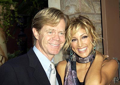 William H. Macy and Jennifer Esposito Welcome To Collinwood Dinner Toronto Film Festival - 9/7/2002