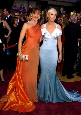 Jennifer Garner and Annie Lennox 76th Academy Awards - 2/29/2004