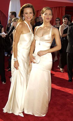 Lena Olin, Jennifer Garner 55th Annual Emmy Awards - 9/21/2003