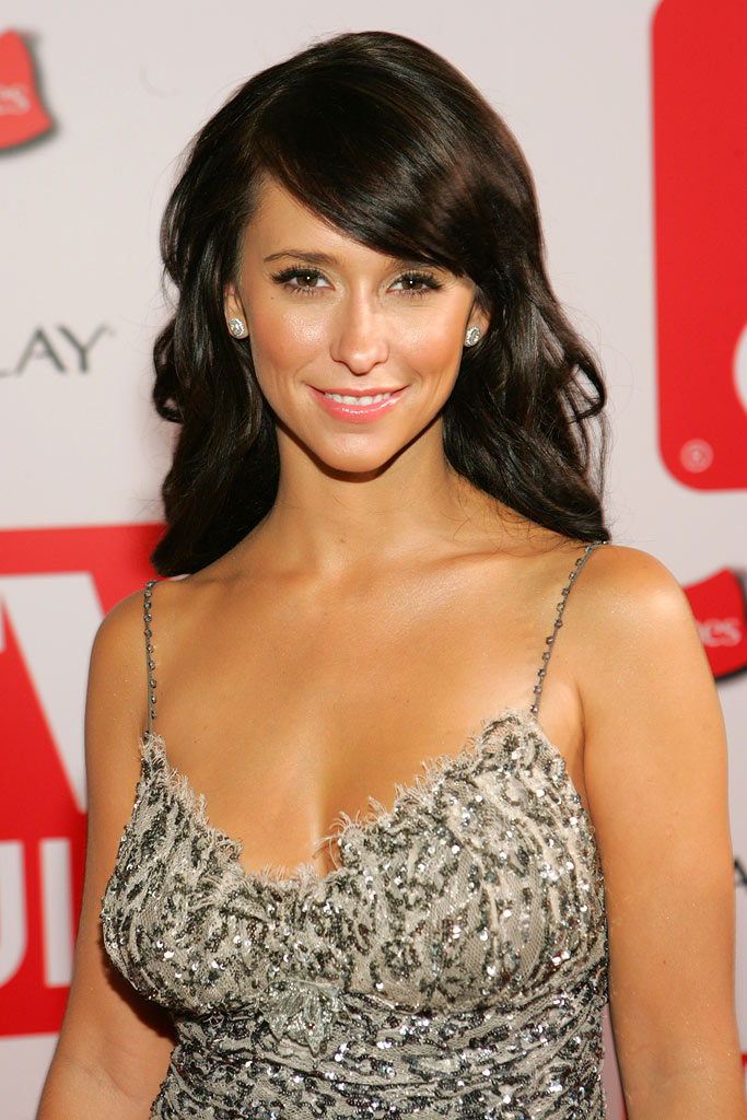 Jennifer Love Hewitt at the TV Guide Emmy After Party.