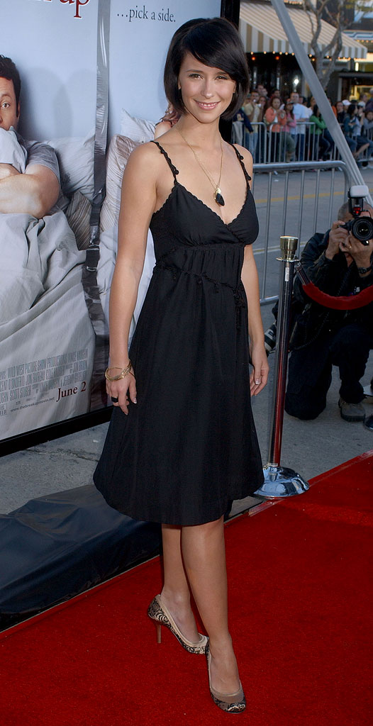 "Jennifer Love Hewitt at ""The Break Up"" Los Angeles Premiere."