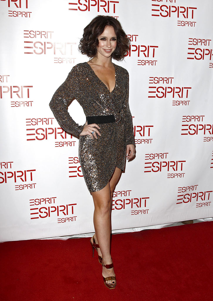 Jennifer Love Hewitt attends the Esprit flagship store opening at Esprit on March 23, 2010 in New York City.