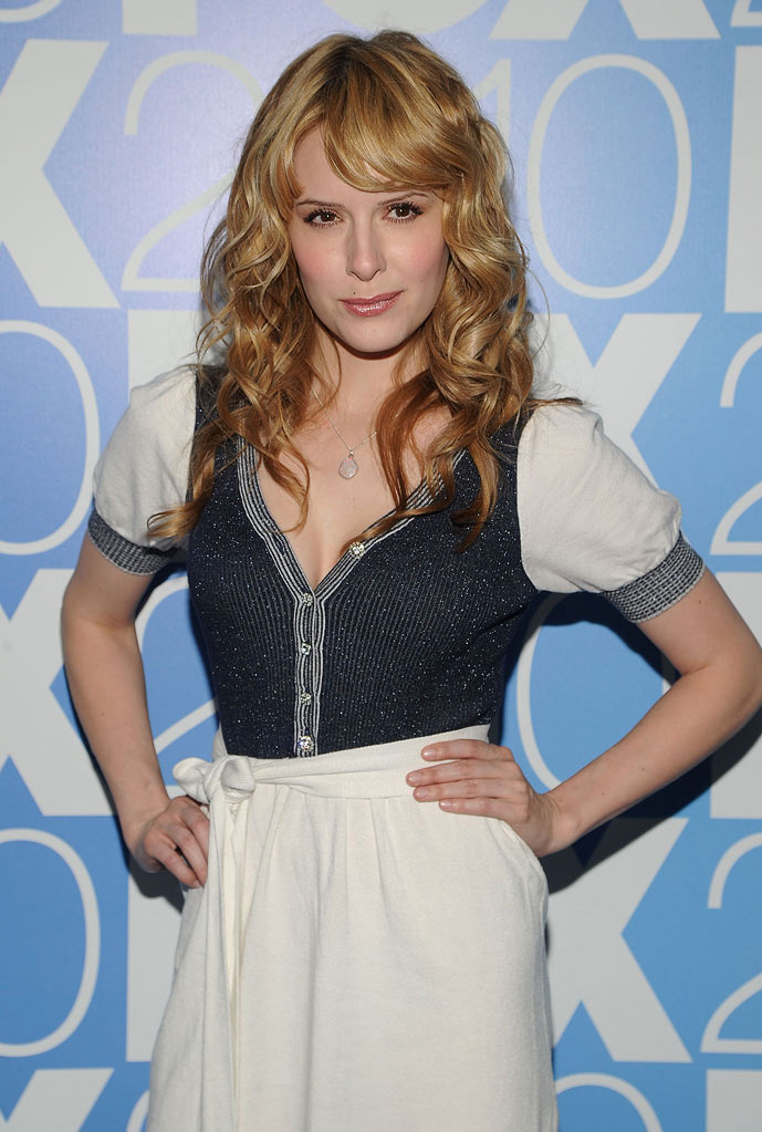 "Jenny Wade (""The Good Guys"") attends the 2010 Fox Upfront after party at Wollman Rink, Central Park on May 17, 2010 in New York City."