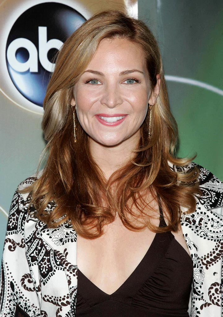 Jennifer Westfeldt at the ABC Upfront 2006-2007.