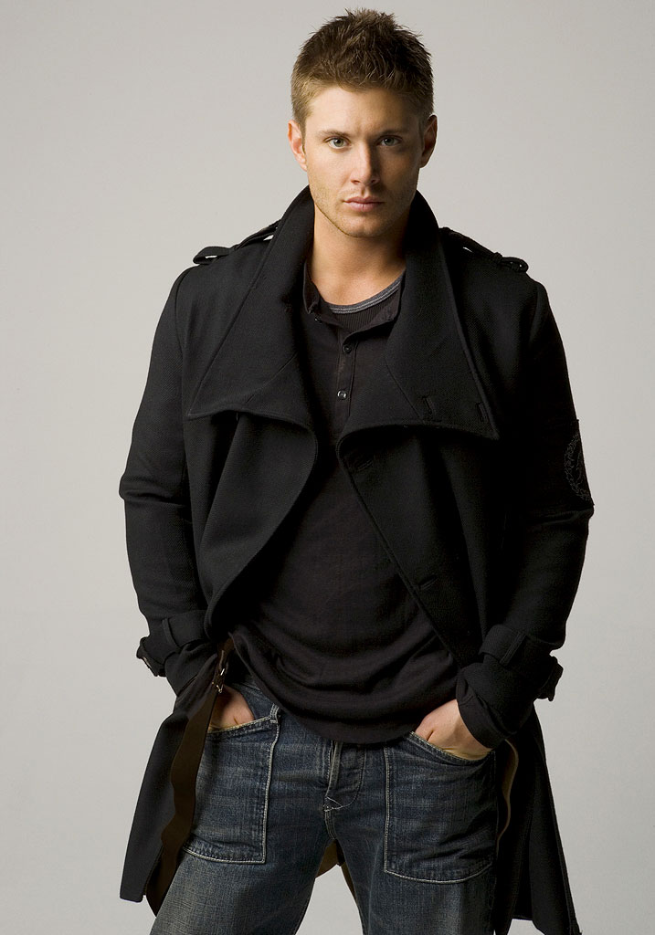 Jensen Ackles stars as Dean Winchester in Supernatural on The CW.