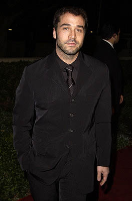 Premiere: Jeremy Piven at the Beverly Hills premiere of Columbia's Black Hawk Down - 12/18/2001