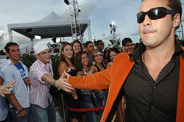 Jeremy Piven MTV Video Music Awards Arrivals - 8/28/2005