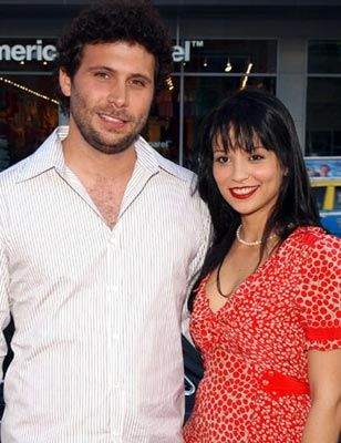 Jeremy Sisto and Navi Rawat HBO's Six Feet Under Premiere Hollywood, CA - 5/17/2005