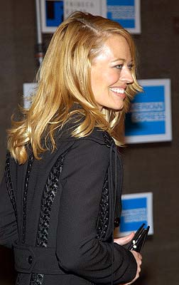 Jeri Ryan Down With Love Party Tribeca Film Festival, 5/6/2003
