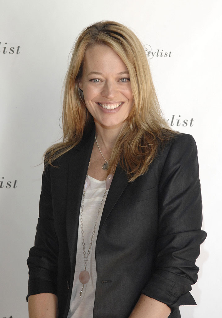 Jeri Ryan at day two of the Simply Stylists by Caro Marketing event at Siren Orange Studios on October 15, 2009 in Los Angeles, California.