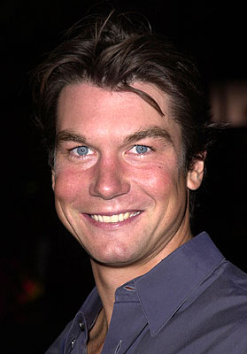 Premiere: Jerry O'Connell at the Los Angeles premiere of Guy Ritchie's Snatch (1/18/2001)