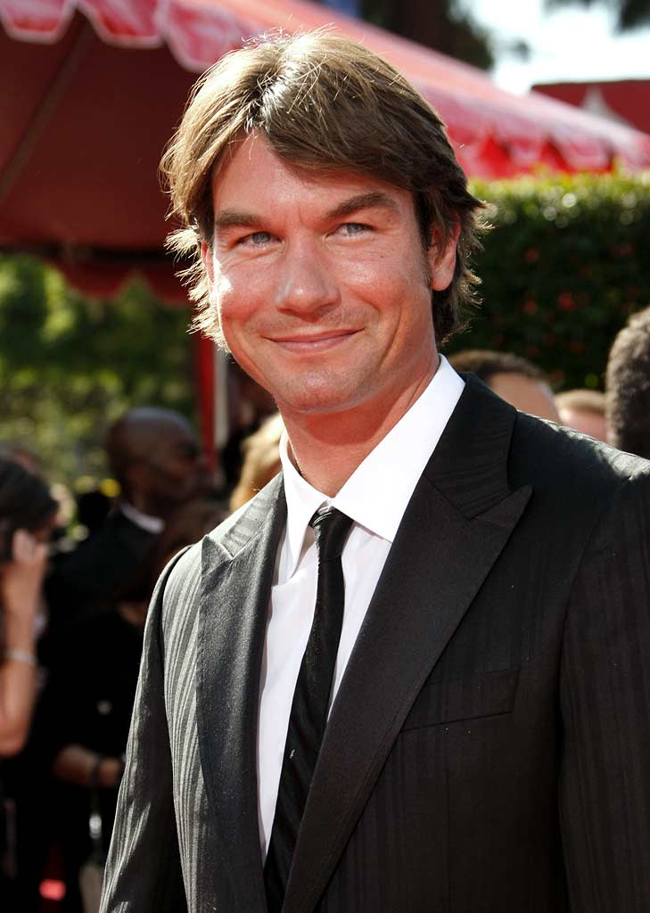 [ytvperson:id=28649]Jerry O'Connell[/ytvperson] arrives at the 59th Annual Primetime Emmy Awards on September 16, 2007 in Los Angeles, California. Jerry O'Connell