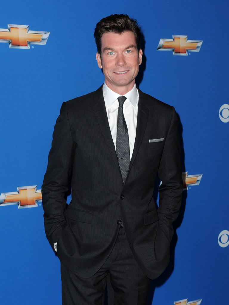 "Jerry O'Connell of ""The Defenders"" arrives at the CBS Fall Season Premiere party at The Colony on September 16, 2010, in Los Angeles."