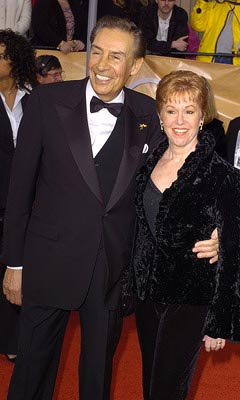 Jerry Orbach Screen Actors Guild Awards 2/22/2004