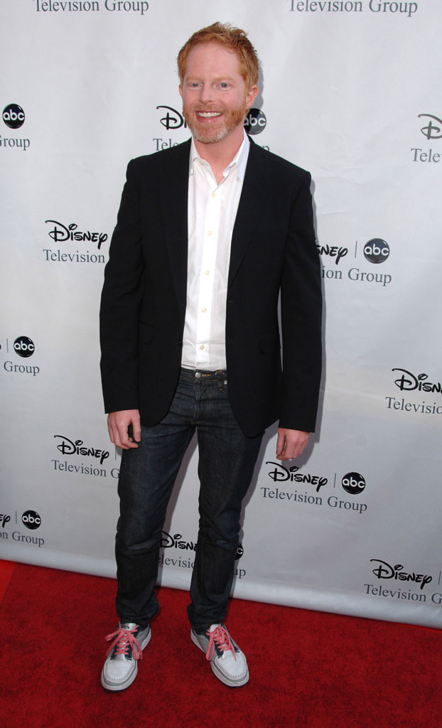 Jesse Tyler Ferguson enter caption here at The Langham Resort on August 8, 2009 in Pasadena, California.