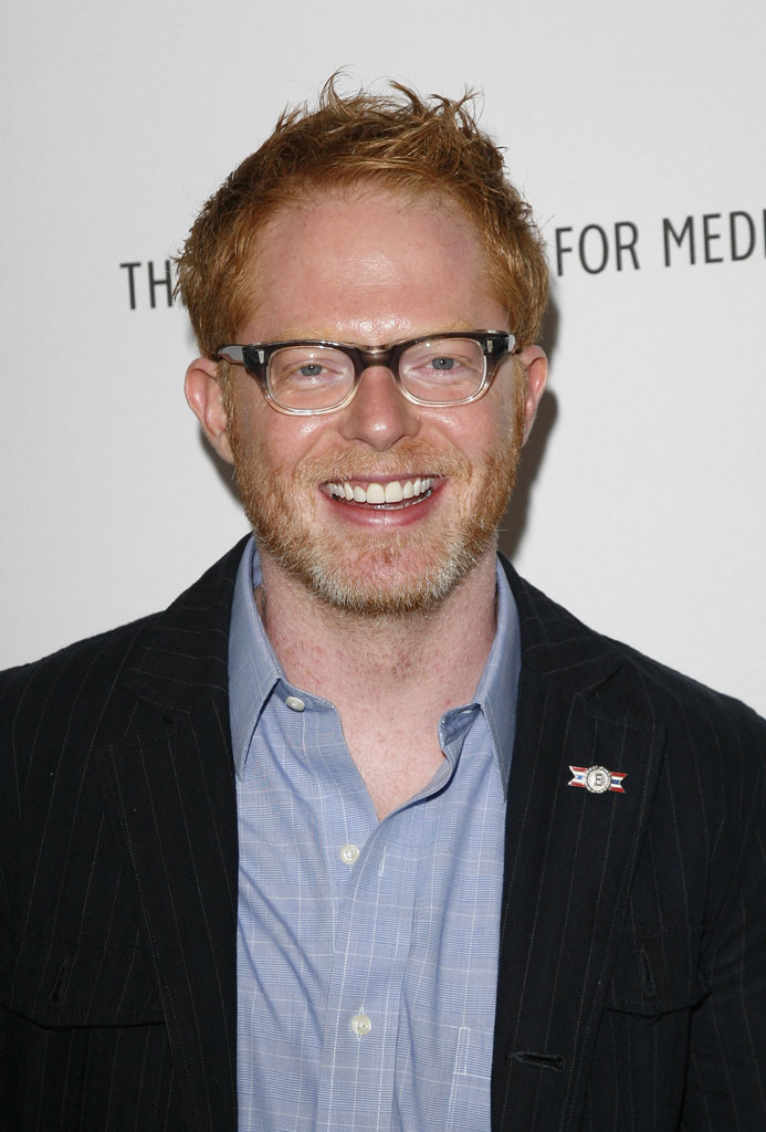 Jesse Tyler Ferguson arrives at The Paley Center and TV Guide's Fall Preview Party for FOX featuring Fringe and Do Not Disturb at The Paley Center For Media on September 5, 2008 in Beverly Hills, California.